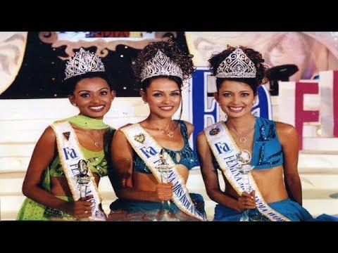 Femina Miss India 2002 Grand finale