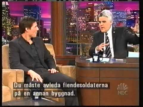 Jay Leno interviews Tom Cruise (quite funny)