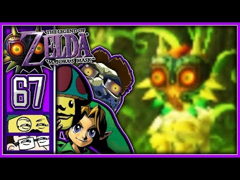 Moggy & Jonny lieben The Legend Of Zelda: Majoras Mask! - [4 Prüfungen] #67