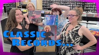 Unboxing Some New Release Records & Classic Used Vinyl