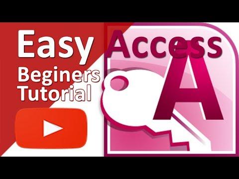 MS Access Complete Tutorial Urdu