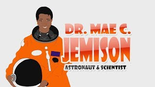 Fun Facts about Dr Mae C Jemison (Celebrating Black History for Kids)