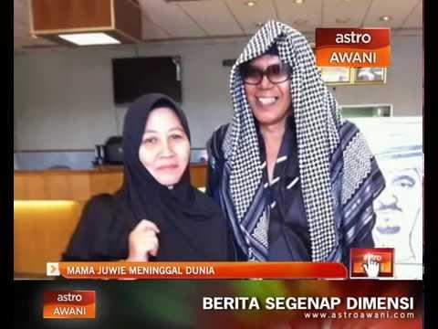 Wartawan hiburan 'Mama Juwie' meninggal dunia