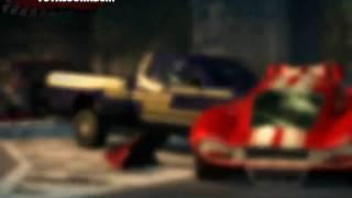 Burnout Paradise: The Ultimate Box: Crashes, Takedowns, Stunts (Gameplay, PC)