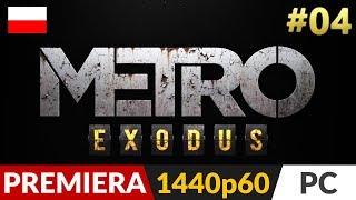 Metro Exodus PL  #4 (odc.4) ❄️ Warsztat i otwarty świat