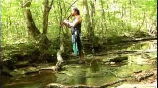 """Osage"" Ozark Native American Flute Music"