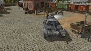 Codename: Panzers - Phase One: Trailer