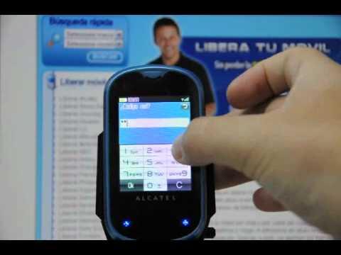 para celular alcatel ot-708