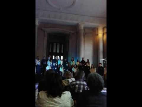 Feria del Libro Santa Fe. Estudio Coral Meridies Canciones del Litoral