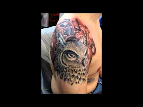 Meaning Of Owl Tattoos...