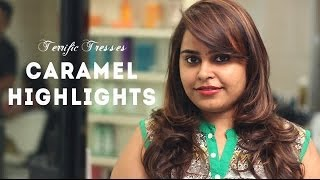 How to: Hair Color - Caramel Highlights
