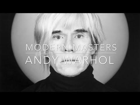 Modern Masters:  Andy Warhol