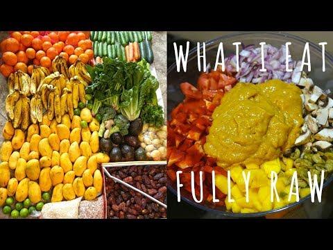 FULLY RAW VEGAN What I Eat In A Day Vlog || Plantriotic Ensenada Mexico