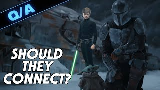 Should The Mandalorian Coฑnect with the Skywalker Saga - Star Wars Explained Weekly Q&A