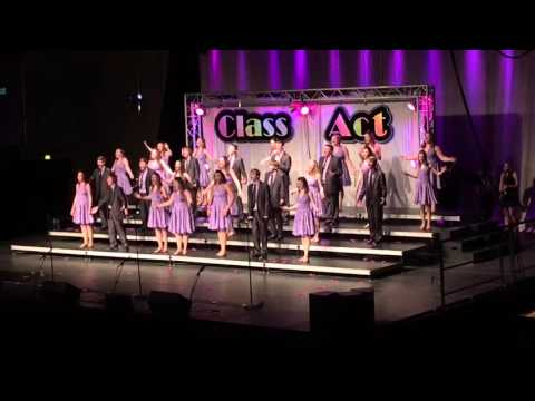 Herscher Class Act 2016  Herscher Swing & Sing