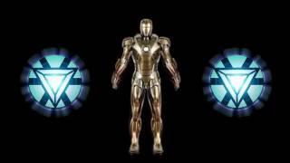 Evolucion Iron Man