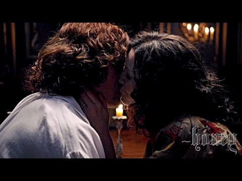 Outlander  a tribute to Jamie ♥ Claire Fallen Through Time Skye Boat song