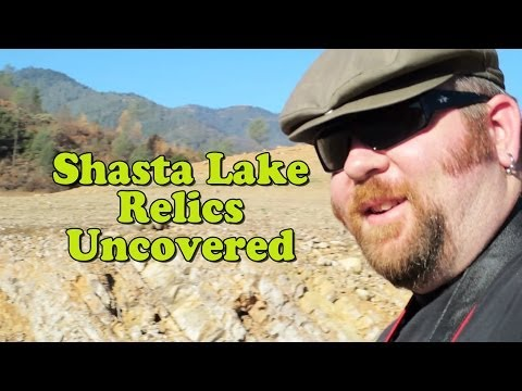 Shasta Lake Relics Uncovered