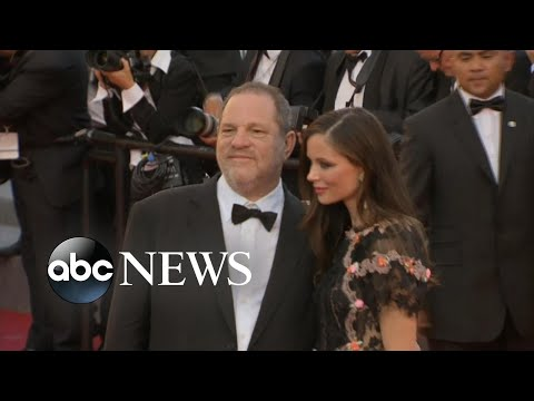 Harvey Weinstein accused of sexual harassment