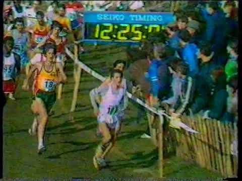 1983 men's World Cross Country- Gateshead