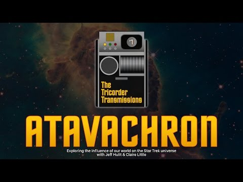 The Tricorder Transmissions : Atavachron #1 - A Piece Of The Action