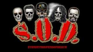 S.O.D. (STORMTROOPERS OF DEATH)  - Speak English Or Die