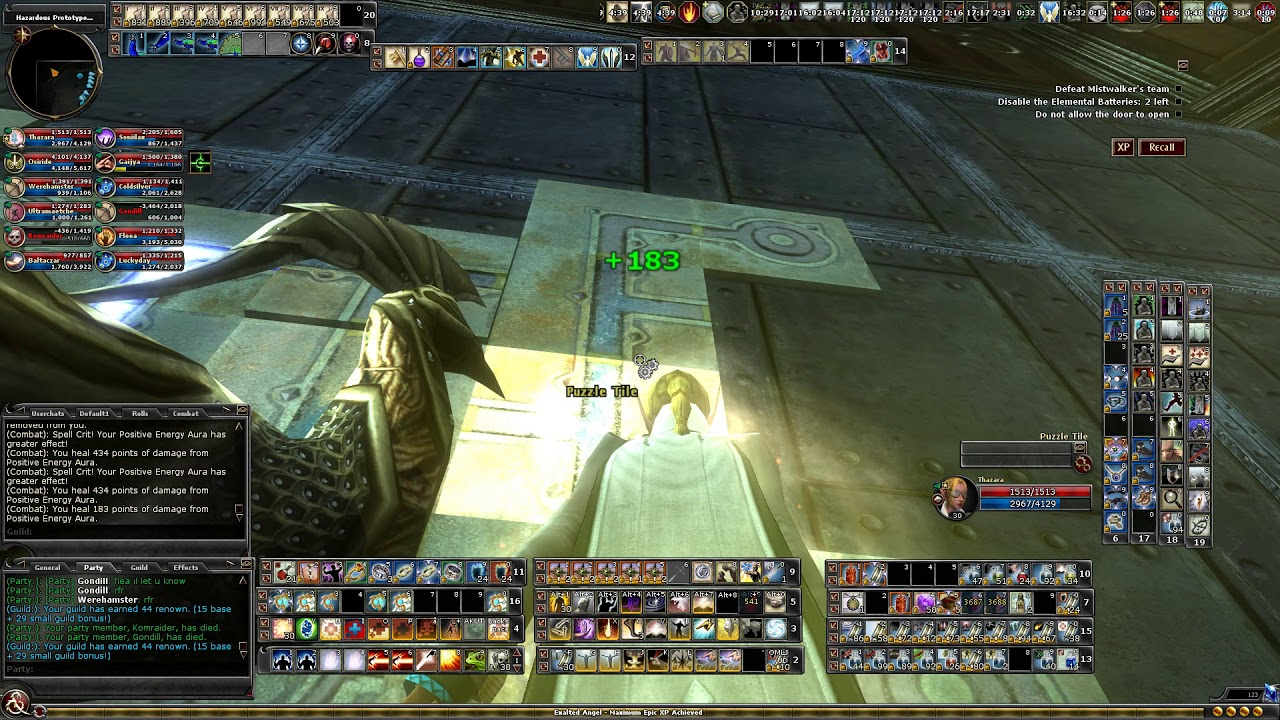Micki's Delirium | Just another Dungeons & Dragons Online blog