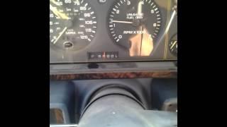 1989 Dodge Caravan dies when put in gear.