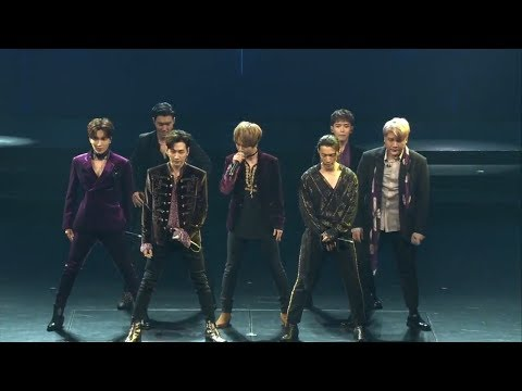 181008 Super Junior Showcase -《Black Suit》、《One More Chance》、《Sorry Sorry》