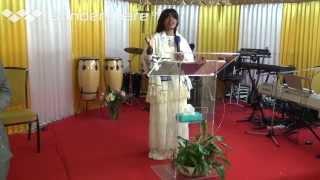 0006 Ministère Prophétesse DOMORAUD Pascale ( ADORATION À DIEU! (Apo.5V2,7-10)