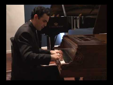 Schubert-Liszt: Ave Maria performed by Sandro Russo on Liszt's 1862 Bechstein Piano