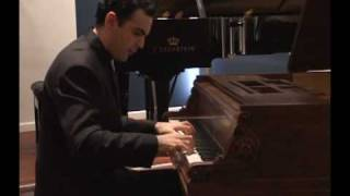 Download Schubert-Liszt: Ave Maria performed by Sandro Russo on Liszt's 1862 Bechstein Piano MP3 song and Music Video