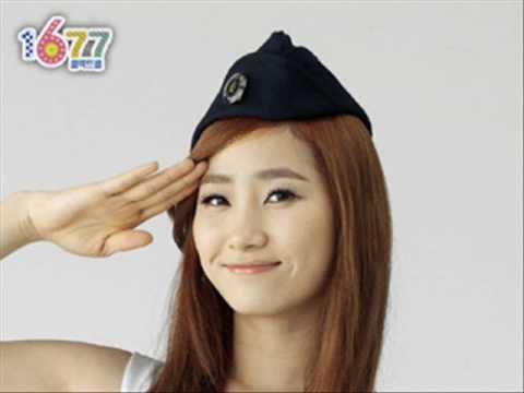 [Wonder Girls] Park Ye Eun Forever! -Saying I Love...