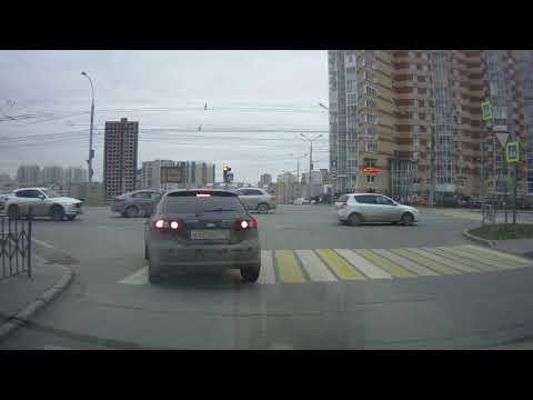 Новые маршруты в Перми - экзаменационный маршрут №2
