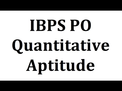 Maths/Quantitative aptitude shortcuts concepts tricks