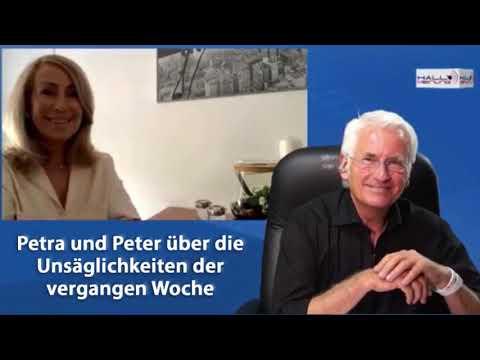 Petra und Peter über die Unsäglichkeiten der vergangenen Woche