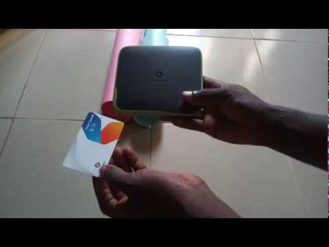 HOW TO INSERT CARD ON STARTIMES HD DECORDER