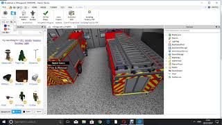 Roblox| Tyne Wear Fire & Rescue Service (Join us today.)