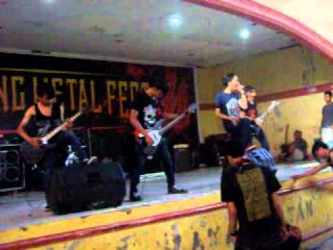 GOOD MORE TOMORROW - Spirit Burn Up Blood (Live Jampang Metal Fest #2) Travel Video
