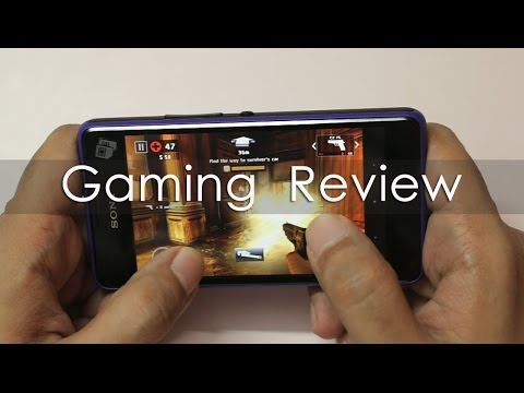 Sony Xperia E1 Budget Android Phone Gaming Review