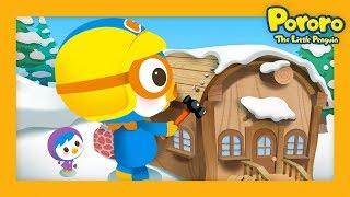 Learn good habits l The body grew bigger l Pororo Story Book for Kids l Pororo the Little Penguin