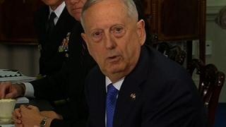 Mattis: No One More Sensitive to Civilian Deaths