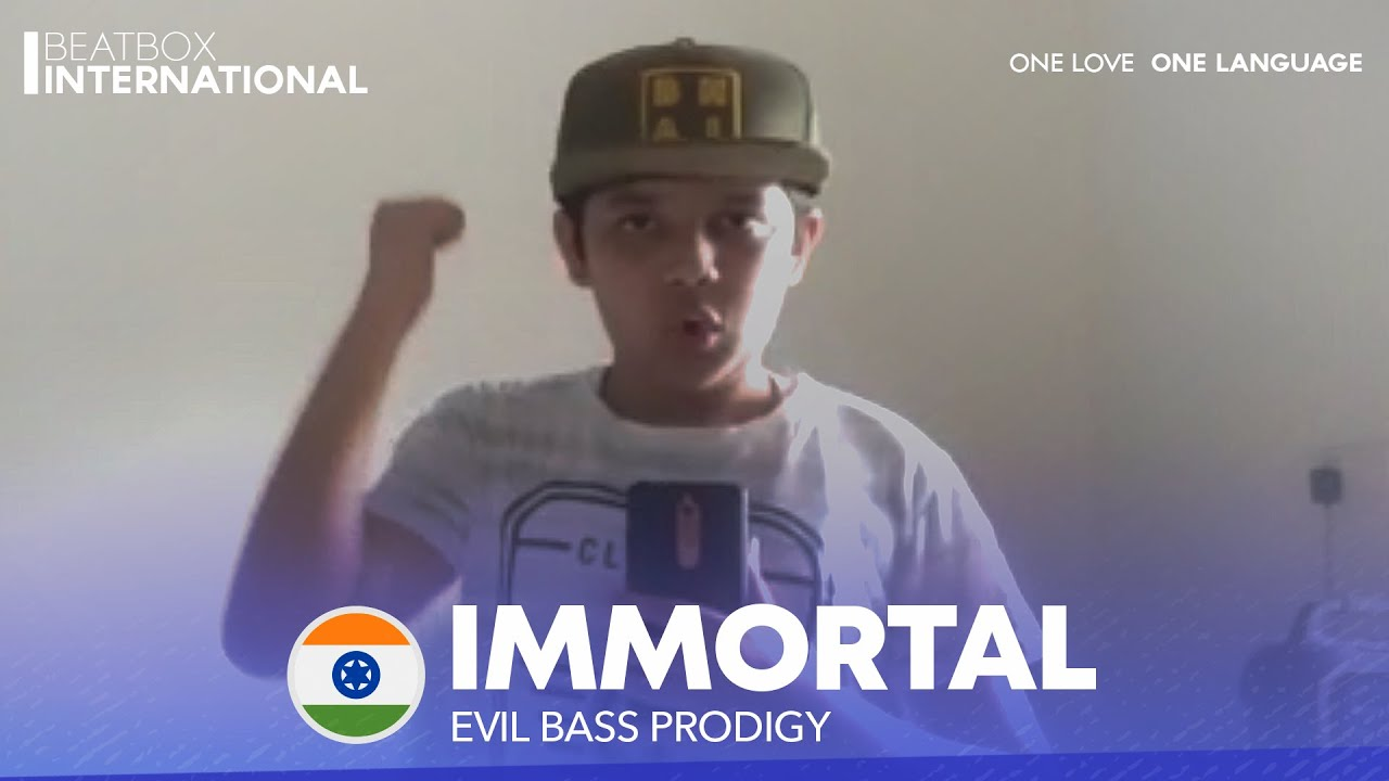 Download IMMORTAL 🇮🇳 | Indian Evil Bass Prodigy