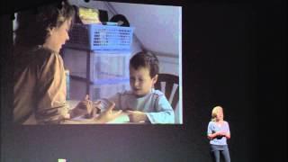 TEDxParis 2012 - Lydie Laurent - Plaidoyer pour une école inclusive