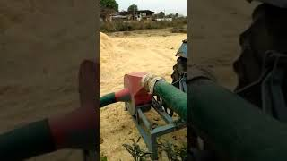 भूसा पंप निरमाता भारत कृषि यँत्र उधयोग फ़ोन 9826294216