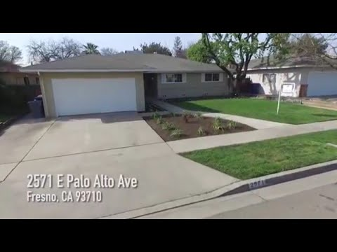 Fresno Real Estate Agent Josh Bugay presents 2571 E Palo Alto Ave
