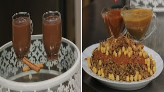 كشري مصري دايت - مشروب الكاكاو البودينج الساخن للدايت | حلو و حادق حلقة كاملة