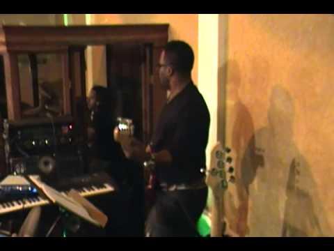 Sharay Reed on Bass