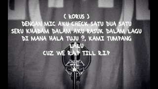 Gambar cover Azri ft. Naxs - R.A.P TILL R.I.P