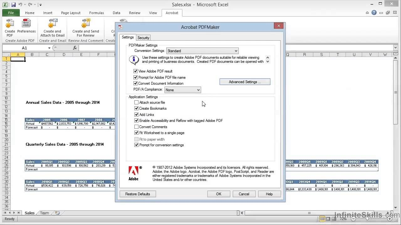 Adobe Reader Pdf Maker
